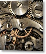 It's Time Metal Print by Robert Woodward