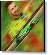 James Hinchcliffe Metal Print by Blake Richards