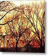Jefferson Memorial - Washington Dc - 01135 Metal Print by DC Photographer