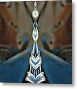 Jewels Metal Print by Sylvia Thornton