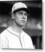 Jimmie Foxx Looking Away Metal Print by Retro Images Archive