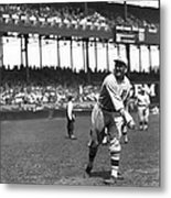 Jimmy Ring Metal Print by Retro Images Archive