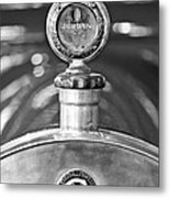 Jordan Motor Car Boyce Motometer 2 Metal Print by Jill Reger