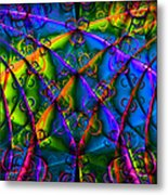 Journey 20130511v1 Metal Print by Wingsdomain Art and Photography