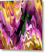 Jowey Gipsy Abstract Metal Print by J McCombie