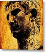 Julius Caesar  Metal Print by Mike Grubb