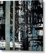 Just A Crack Metal Print by Chad Rice