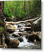 Just Outside Of Gatlinburg Metal Print by Mountain Dreams