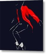 Keep Dancing Metal Print by Jeremy Alexander