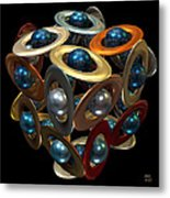 Kepler's Dream Metal Print by Manny Lorenzo