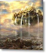Kingdom Come Metal Print by Tamer and Cindy Elsharouni