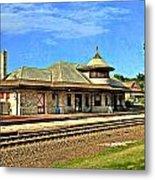 Kirkwood Station Metal Print by Marty Koch