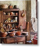 Kitchen - For The Master Chef  Metal Print by Mike Savad