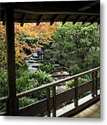 Kokoen Garden - Himeji City Japan Metal Print by Daniel Hagerman