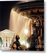 La Madeleine Paris Metal Print by Colin Woods