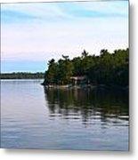 Lake Champlain 10 Metal Print by Sarah Holenstein