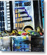 Lake Eola - Part 1 Of 3 Metal Print by Everett Spruill