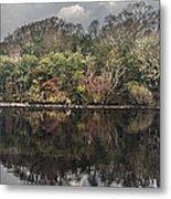 Lake Isle Of Inishfree 2 Metal Print by Michael David Murphy