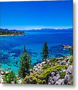 Lake Tahoe Summerscape Metal Print by Scott McGuire
