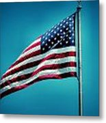 Land Of The Free Metal Print by Dan Sproul
