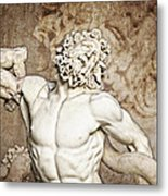 Laocoon Metal Print by Joe Winkler