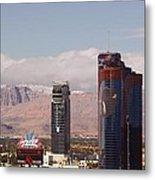 Las Vegas. Rio Metal Print by Viktor Savchenko