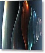 Layers Metal Print by Greg Moores
