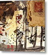Learning Metal Print by Carol Leigh