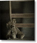 Left Behind Metal Print by Amy Weiss