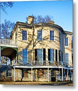 Lemon Hill Mansion Metal Print by Olivier Le Queinec