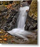 Lepetit Waterfall Metal Print by Susan Candelario