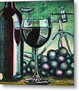 L'eroica Still Life Metal Print by Mark Howard Jones
