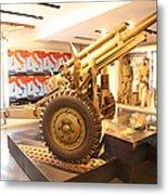Les Invalides - Paris France - 011349 Metal Print by DC Photographer