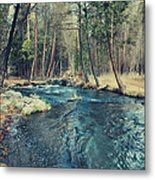 Let It All Go Metal Print by Laurie Search