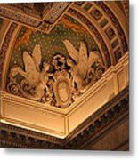 Library Of Congress - Washington Dc - 011316 Metal Print by DC Photographer