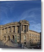 Library Of Congress - Washington Dc - 011324 Metal Print by DC Photographer