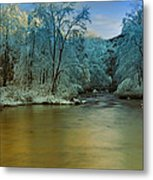 Light After The Storm Metal Print by Thomas Schoeller