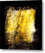 Light Coming Through Metal Print by Kongtrul Jigme Namgyel