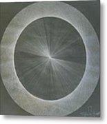 Light Is Pi  The Shape Of Pi Metal Print by Jason Padgett