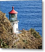 Lighthouse Metal Print by Juli Scalzi