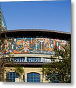 Lila Cockrell Theatre - San Antonio Metal Print by Christine Till