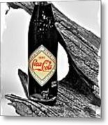 Limited Edition Coke - No.15 Metal Print by Joe Finney