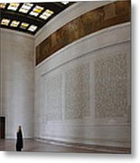 Lincoln Memorial - Washington Dc - 01132 Metal Print by DC Photographer