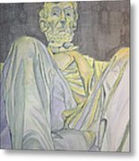 Lincoln Metal Print by Regan J Smith