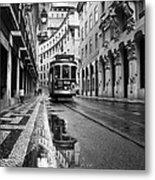 Lisbon Metal Print by Jorge Maia