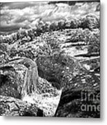 Little Roundtop Overlooking Devils Den Metal Print by Paul W Faust -  Impressions of Light