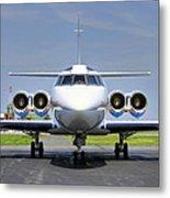 Lockheed Jetstar 2 Metal Print by Dan Myers