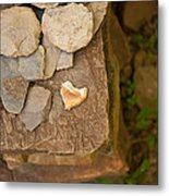 Lonely Heart Metal Print by Lena Wilhite