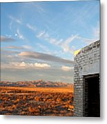 Looking Northward Metal Print by Glenn McCarthy Art and Photography