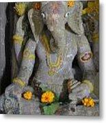 Lord Ganesha Metal Print by Makarand Kapare